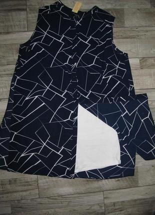 Легкое платье-рубашка от коко р.28