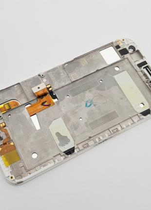 Дисплей Huawei G7-L01 модуль белый Сервисный оригинал с разборки