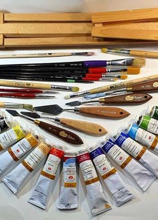 Набор для живописи
