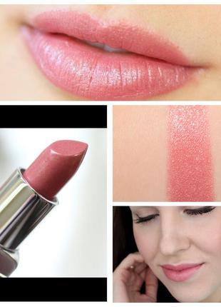 Нюдовая помада clinique lip colour + primer 02 bare pop оригин...