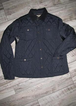 Стеганная куртка от river island р 10