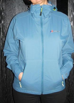 Унисекс куртка дождевик berghaus оригинал р. s большемерит
