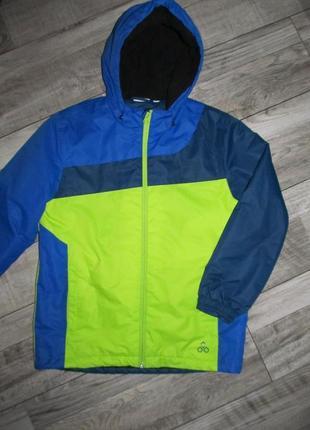 Куртка лыжная tech shell рост 134- 140 см 10-11 лет