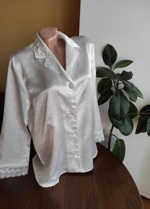 Піжамна блузка