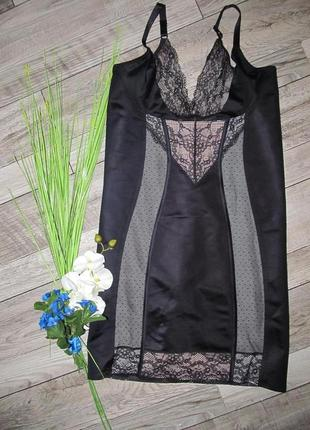 Корректирующее белье -платье m&s разм 16  на параметры - 170/ ...