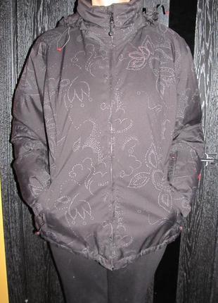 Унисекс горнолыжная куртка maier р.52 - смотрите замеры.
