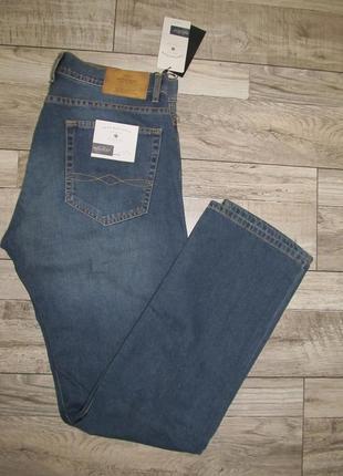 Брендовые джинсы zara man denim ® р. eur 44 оригинал.