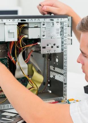 Восстановление информации с жестких дисков, поломанных ноутбуков.