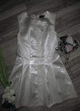 Стильное платье ax paris р.10