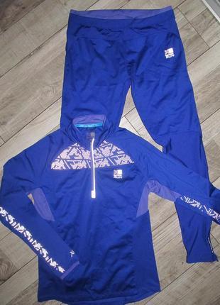 Спортивный костюм  karrimor x lite running р. 12-14 оригинал
