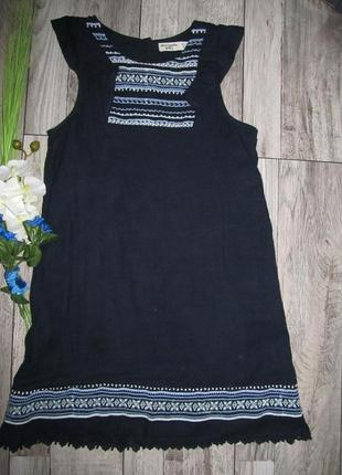 100% коттон  платье abercrombie kids на рост 140 см  смотрите ...