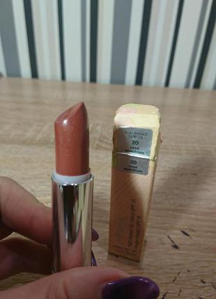 Clinique помада для губ high impact lip colour тон 20