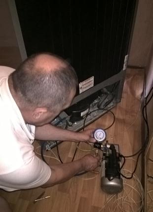 Ремонт холодильников, морозильных камер в Киеве