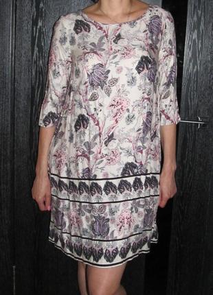 Красивенное платье  vila р.s оригинал