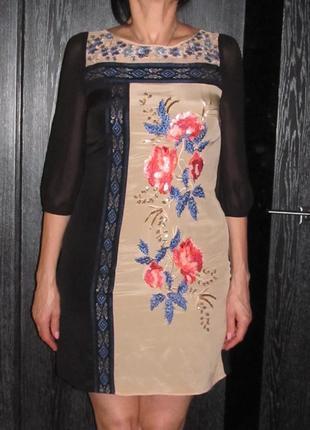 Люкс линейка  платье monsoon р. uk 10