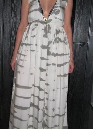 Легкое пляжное платье р.м