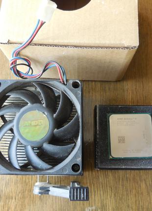 Процессор AMD Athlon II X2 245 + боксовый кулер