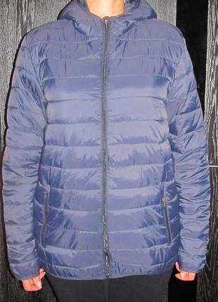Унисекс  деми-куртка watsons  размер 52-54
