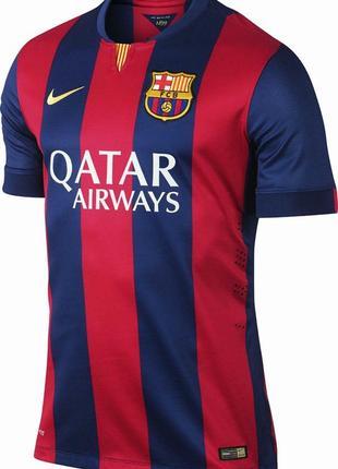 Оригинальная футболка nike fc barcelona  -р. м