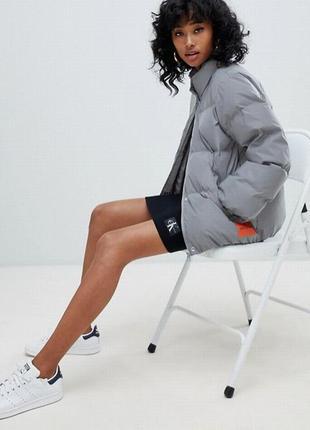 Calvin klein down jacket reflective technology куртка пуховик ...