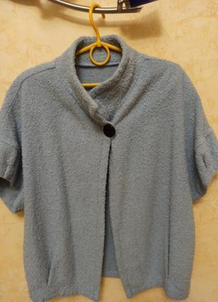 Шерстяное пальто без подкладки,немецкое качество