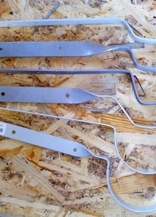 Кронштейны (крючки, крепления, опоры, подвесы) для желобов вод...