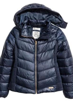 Куртка женская подростковая курточка бренд h&m швеция р. xs-s-...