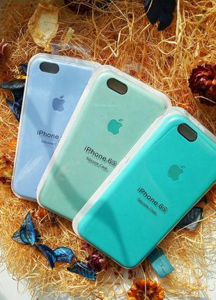 Чехол на iphone 6/6s 💥 silicone case