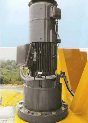 Поворотный редуктор для башенного крана LIEBHERR 154 EC-H6