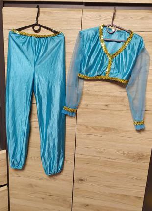 Детский костюм шехеризада, шаймер и шайн, для танца живота на ...