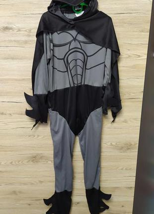 Детский костюм бэтмен, бетмен на 11-12, 13-14 лет