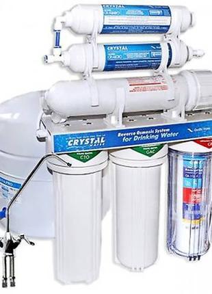 Профессионально подключу, проверю заменю систему очистки воды