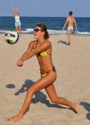 Спортивная подружка :)