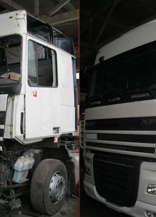 Ремонт грузовых автомобилей ДАФ (DAF) в Днепропетровске
