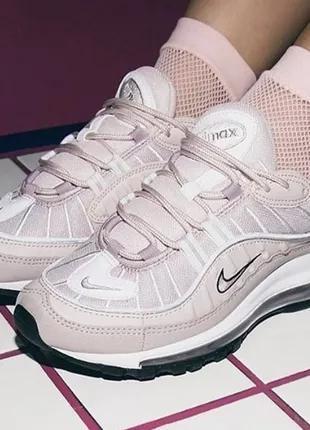Оригинал, Nike Air Max 98/ Pink/ Unisex
