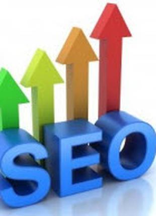 Продвижение сайта в поисковых системах (SEO)