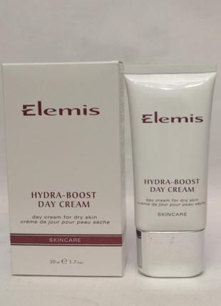 Увлажняющий крем для лица elemis hydra-boost day cream for dry...