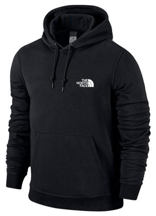 Спортивная мужская кофта The North Face, черная