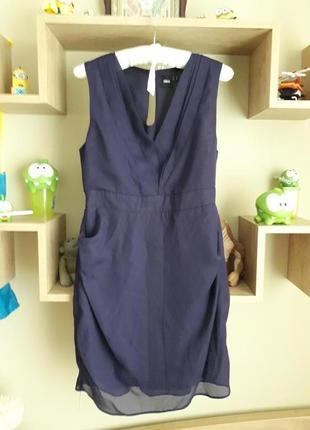 Шифоновое платье m/l 60 грн