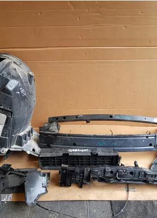 Б/у Передняя панель Nissan Qashqai