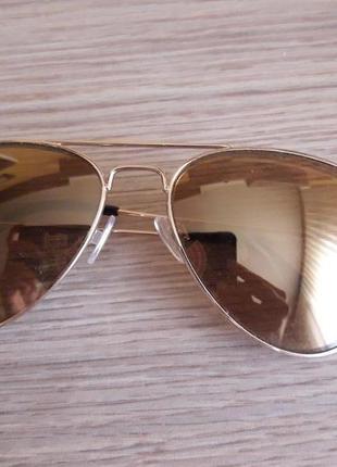 Солнезащитные очки авиаторы 65 грн