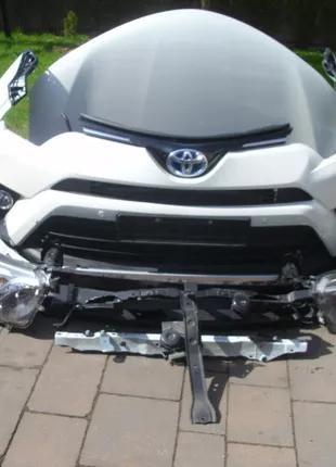 Б/у Передняя панель Toyota Rav 4