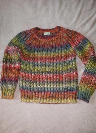 Обалденный теплый свитерок
