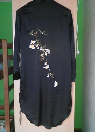 Рубашка халат missguided