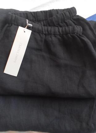 Штаны брюки лен saint tropez