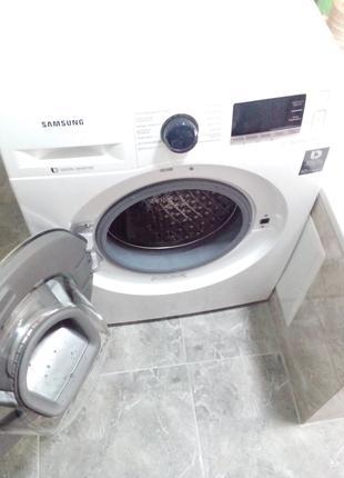 Установка и подключение стиральной машины.