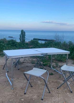 Стол стул складной пикник