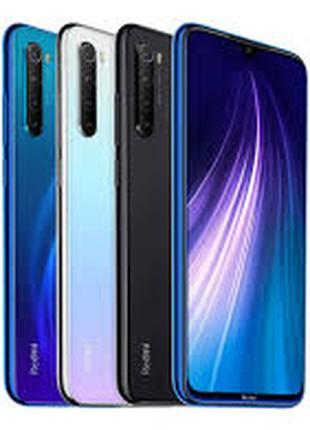 Телефон Redmi Note 8 Global Version(4/64GB)