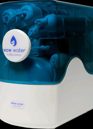 Система очистки фильтрации и обогащения воды АКВА БРК  WOW WATER