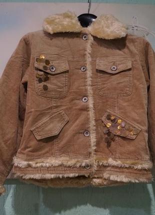 Куртка на девочку 7-8 лет и на 9-10 лет